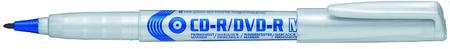 Pentel flomaster za CD in DVD, permanentni, moder (NMS51)