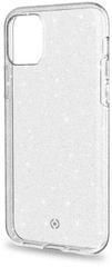 Celly Sparkle kryt pro iPhone 11 Pro Max průhledný (SPARKLE1002WH)