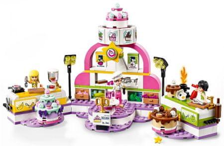 LEGO Friends 41393 Súťaž v pečení