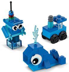LEGO Classic 11006 Kék kreatív kockák