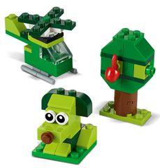 LEGO Classic 11007 Zöld kreatív kockák