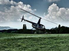 Allegria den pilotem a mechanikem R44 Mladá Boleslav