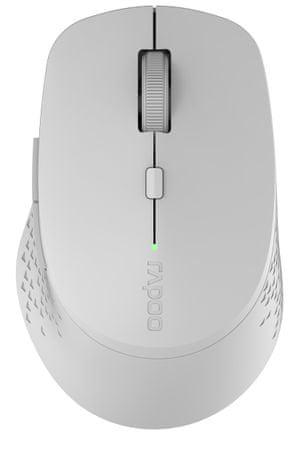 Rapoo M300 Silent, fehér