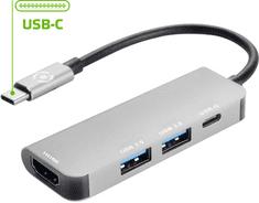 CELLY USB Hub ProHubDCPlus (PROHUBPLUSDS)