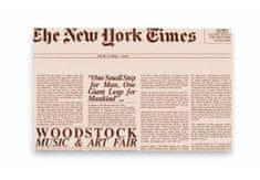 INFIBRA Jednorázové papírové prostírání Infibra Newspaper 30x45cm - 200ks