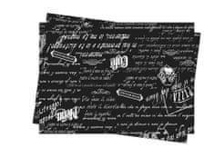 INFIBRA Jednorázové papírové prostírání Infibra Vintage 30x45cm - 250ks