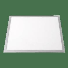 Aigostar LED panel 600x600 40W IP20 stříbrný 3600 lm 6000K