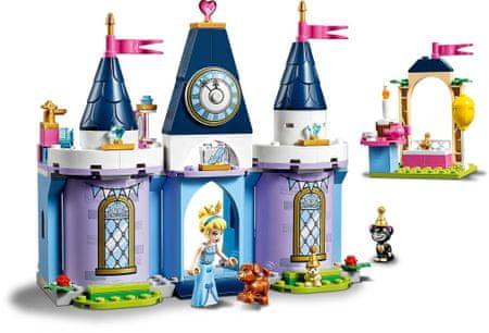 LEGO Disney Princess 43178 Pepelka in praznovanje na gradu
