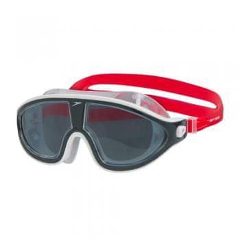 Speedo Brýle Biofuse Rift, červená/černá
