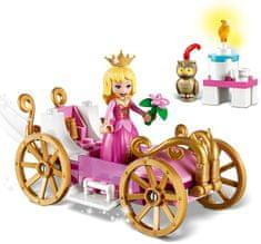 LEGO Disney Princess 43173 Spalna lepotica in kraljevski voziček