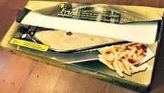 INFIBRA Jednorázový papírový prokládací papír Infibra 30x40cm pro smažené jídlo - 240ks