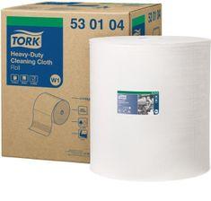 Tork Heavy-Duty čisticí utěrka Velká role W1 - 530104