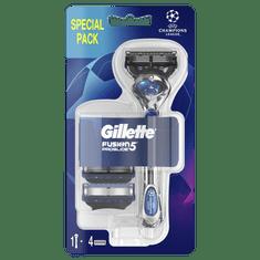 Gillette ProGlide Flexball strojček + hlavice 4ks