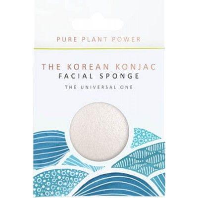 The Konjac Sponge Company Element voda 100% čistý Konjac 1ks