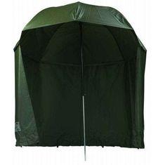 MIVARDI Rybářský deštník Green PVC s bočnicemi 2,5 m
