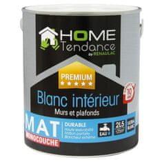 Home Tendance nástěnná barva, 2,5 matná bíla