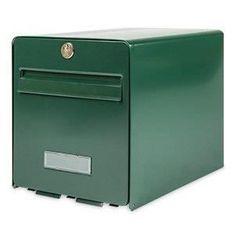 Burg Wachter poštovní schránka, zelená