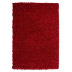Nazar kusový koberec, 80x140 cm, červená