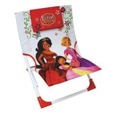 Fun House skládací dětská židlička - princezny Disney