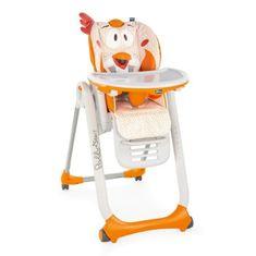 Chicco dětská jídelní židlička Polly 2 Start