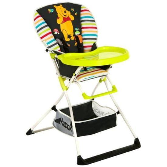 Hauck vysoká dětská jídelní židle Mac Baby Deluxe