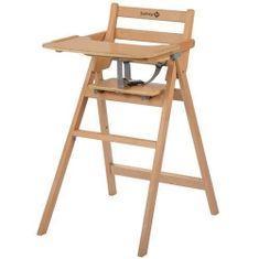 Safety 1st dětská vysoká jídelní židle - Nordik Basic