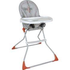 Trottine dětská jídelní židlička Kelvin