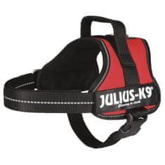Julius K9 postroj pro psy, M, 51-67 cm, červený/černý
