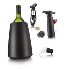 Vacuvin 3889160 Vínová souprava 7dílná