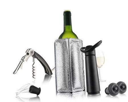 Vacuvin 6889060 7-częściowy zestaw do wina