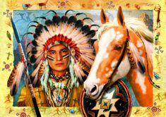 Blue Bird Indian Chief 1500 dielikov