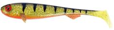 FOX RAGE Gumová Nástraha Super Slick Shad UV Perch 2 ks