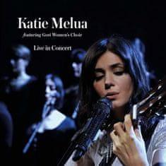 Melua Katie: Live In Concert (2x CD) - CD