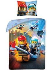 Halantex Povlečení Lego - Lego City