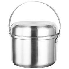 Inoxibar campingové nádobí, 7 ks