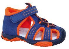 Protetika fiú cipő SID orange