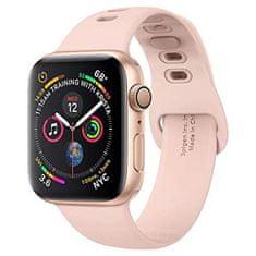 Spigen pašček za pametno Apple uro 4 / 5, 4 cm, roza zlat