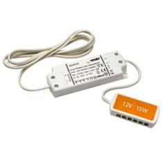 Sensio LED transformator, 6 vhodov, 15 W, 12 V (SE40525)
