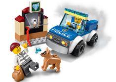 LEGO City Police 60241 Jednotka s policajným psom