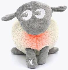Sweet Dreamers Ewan Deluxe uspávacia ovečka šedá