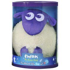 Sweet Dreamers Sweet dreamers Ltd Ewan - uspávací ovečka - fialová