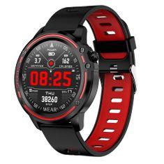 NEOGO TimeFit X8, okosóra, piros
