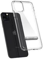 Spigen Ultra Hybrid S maskica za iPhone 11 Pro Max, Crystal