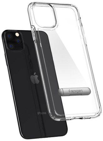 Spigen Ultra Hybrid S ovitek za iPhone 11 Pro Max, Crystal