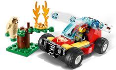 LEGO City 60247 Lesný požiar