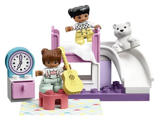 LEGO DUPLO® Town 10926 Izbička na spanie