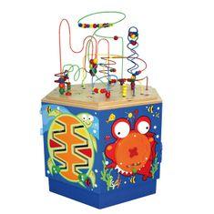 Hape Multifunkčný box Vodný svet