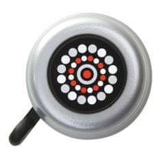 Puky Zvonček Puky G 16 strieborný
