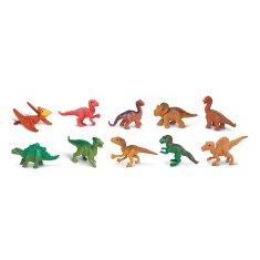 Safari Ltd. Dinosaury mláďatá v tube