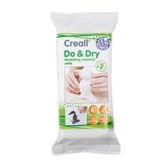 Creall Tvrdnúca modelovacia hmota Do&Dry 500g biela